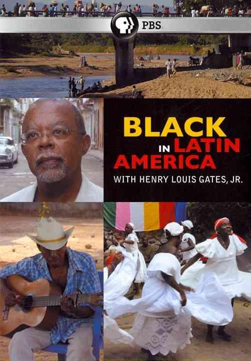 BLACK IN LATIN AMERICA BY GATES,SKIP (DVD)